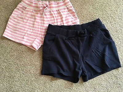 Next girls shorts, set of 2, in perfect condition, age 9