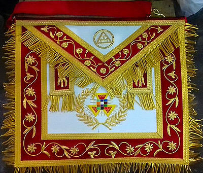 Masonic Royal Arch Past High Priest Php Apron