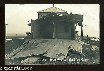 Sussex WORTHING Area   Bungalow Wrecked by Gale possibly 1913  RP
