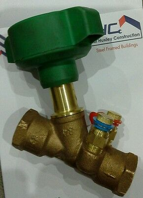 "Hattersley valve New 1732 3/4""(20mm)"