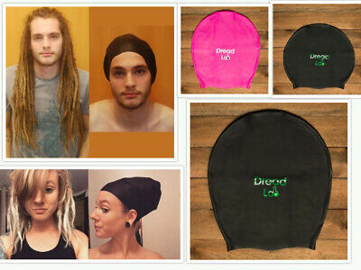 DreadLab -  Large Dreadlocks Swim Cap  (Many sizes & Colours) Dreadlocks