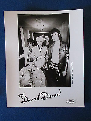 "Original Press Promo Photo - 10""x8"" - Duran Duran - 1994"