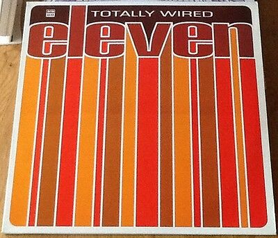 Various - Totally Wired Eleven comp. 2xLP UK issue 1994 on Acid Jazz JAZID LP101