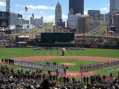 Pittsburgh Pirates vs St. Louis Cardinals (2) Tickets on 7/15/17