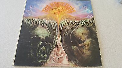 "The Moody Blues ""In Search of the Lost Chord"" LP"