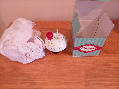 Caithness Glass Birthday Cupcake Paperweight RRP £20