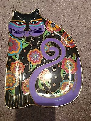 Royal doulton cat plate