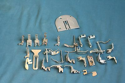 vintage Spare parts for sewing machine new unused