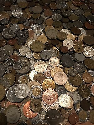 World Coins Mixture Lot Number 306 - 5 Pounds