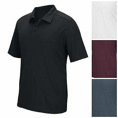 adidas Men's Climalite Game Time Polo Short Sleeve Athletic Polyester Golf Shirt