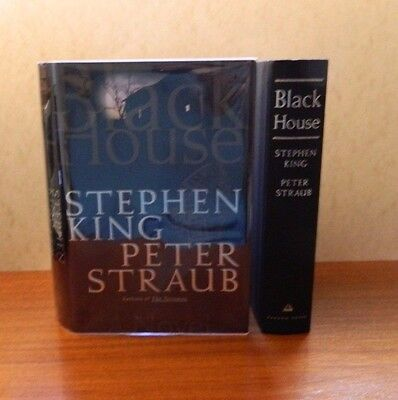 *Signed* Black House by Peter Straub and Stephen King 1st edition HC