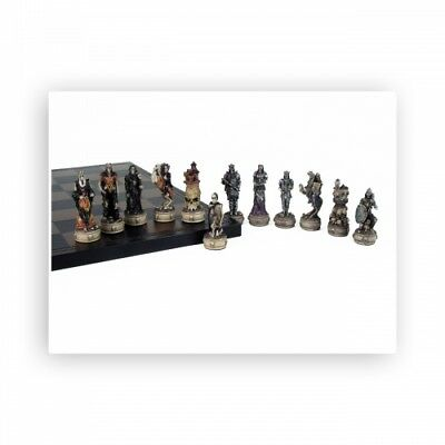 Chess Figures - American Revolution - Kings Height 75mm