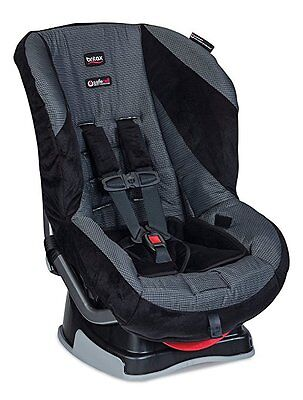 Britax Roundabout G4.1 Convertible Car Seat Onyx Impact Absorbing