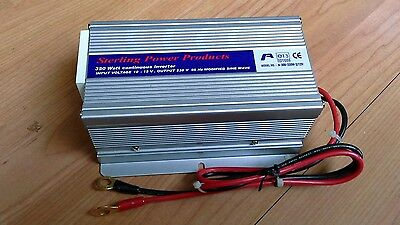 Power inverter 12v/230v 350 Watt. STERLING POWER PRODUCTS. NEW