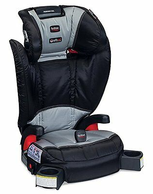 Britax Parkway SGL G1.1 Belt-Positioning Booster, Phantom Car Safety Seat