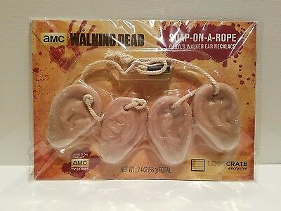 The Walking Dead Soap On A Rope Loot Crate Exclusive New Daryl Dixon