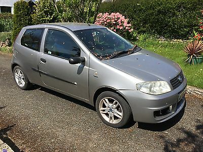 Fiat Punto Active Sport 1.2 Petrol Car Good Condition Low mileage Cheap to Run