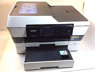 Brother MFC-J6920DW Wireless All-In-One Printer W/Scanner, Copier & Fax WORKING