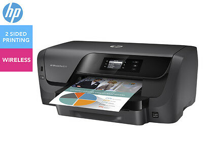 HP OfficeJet Pro 8210 Printer - Black
