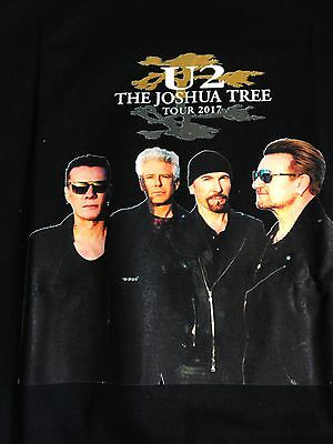 U2 JOSHUA TREE TOUR SHIRT!! (Chicago Rose Bowl Bonnaroo Pittsburgh Miami Bono)