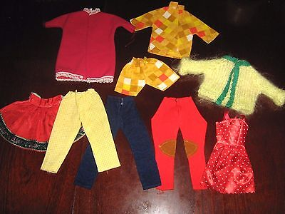 Vintage Doll Clothes Tressy Sindy Tammy All washed and Gently pressed