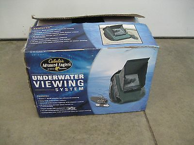 Cabelas Advanced Anglers Underwater Viewing System