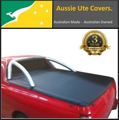Holden Commodore Vu Vy Vz Ute Factory Sports Bars Cut Out Soft Tonneau Cover