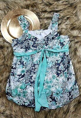 excellent used care women's motherhood maternity top blouse size xl extra large