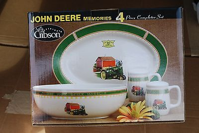 John Deere 4 pc. completer set