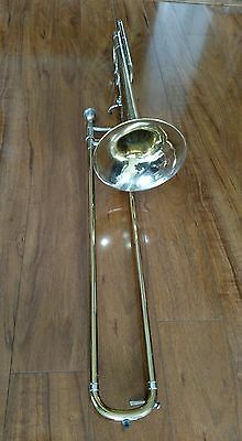 Bach Stradivarius 42 OBO Trigger Trombone with Original Case and 6 1/2 AL Mpc