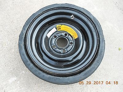 Space saver spare tire, 1968/72  Mustang Boss 302, Boss 429, Boss 351NOS
