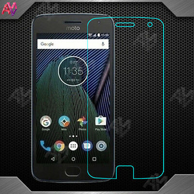Moto G5 Tempered Glass Film Screen Protector For MOTO