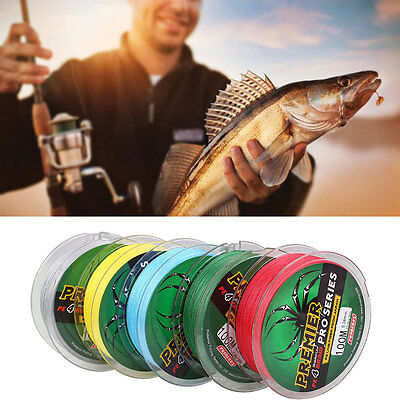 Spiderwire Braid Fishing Line Smooth Dyneema 30Lb/100m Spool Fishing Tools