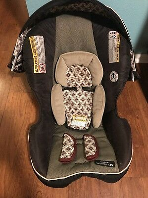 Graco SNUGRIDE Click Connect 35 Infant Car Seat Replacement Cover+ Canopy
