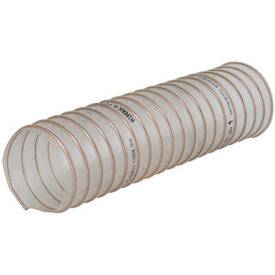355-0150-0000, 150MM ANTISTATIC PUR 1.5MM WALL 10M, Norres Ducting