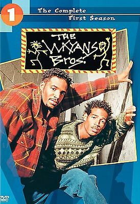 THE WAYANS BROS COMPLETE FIRST SEASON 1 New Sealed 2 DVD Set