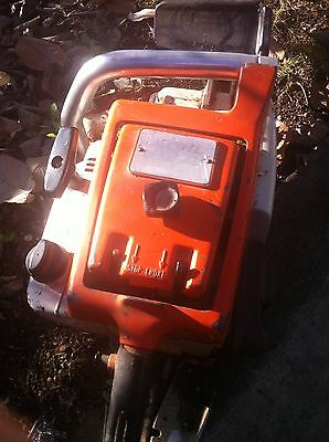 Vintage Stihl 076  chainsaw With bar and chain