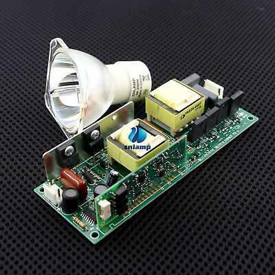 5R 200W Beam Light Bulb with Ballast Power Supply for R5 MSD Stage Lighting Lamp