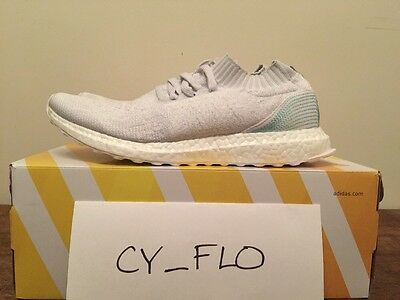 Adidas UltraBoost Uncaged LTD Parley Size 9 Men's