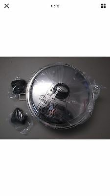 Saladmaster 316Ti 4.5 Quart Braiser Pan Silver Stainless NEW NIB