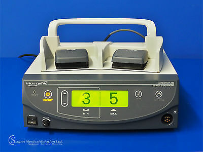Ethicon Endo-Surgery Harmonic Generator 300  mit Fußschalter / with Foot Switch