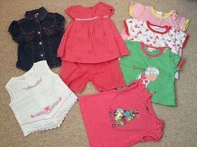 Baby Girl Summer Bundle 3-6 Months