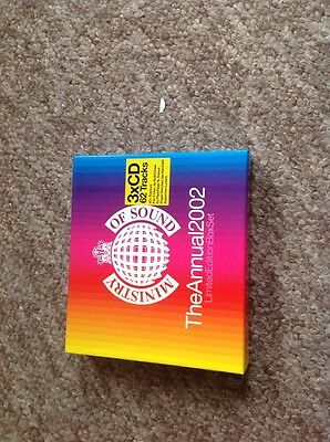 Ministry Of Sound The Annual 2002