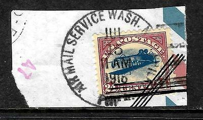 501 - Usa - 1918 - Inverted Jenny - Forgery - Faux - Fake