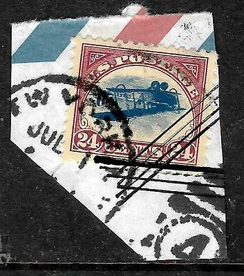 502 - Usa - 1918 - Inverted Jenny - Forgery - Faux - Fake