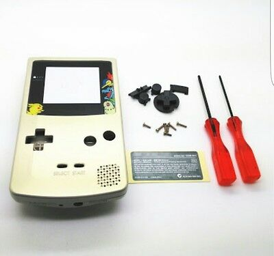 GBC gold case replacement ( Aus stock)
