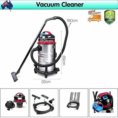 Water Filter Wet&Dry Vacuum Cleaner Industrial Commercial Domesti Bagless New