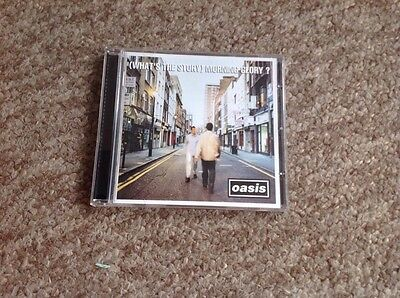 oasis whats the story morning glory