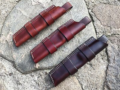 Custom Leather Sheaths Fallkniven F1