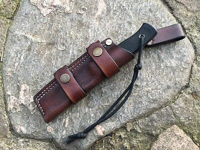 Custom Leather Sheaths Fallkniven F1 2.0